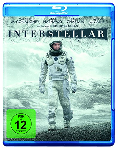 BD * Interstellar BR [Blu-ray] [Import allemand]