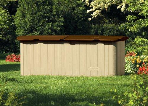 BMS17500 Suncast Kensington 'Five' Multi Purpose Storage Shed