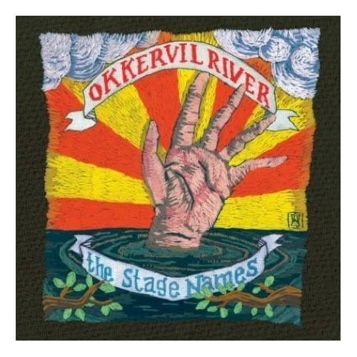 Stage Names (Okkervil River; Art by Will Schaff)