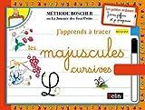 Ardoises Boscher - Les majuscules cursives cover image