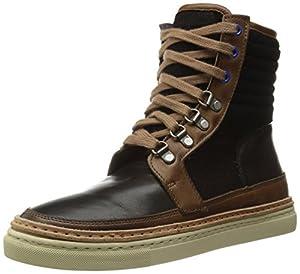 Moods of Norway Men's Geilo Equestrian Boot, Black, 46 EU/13-13.5 M US