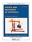 Statistics and Mechanics of Materials an Integrated Approach Custom Ed for University of Maine Orono