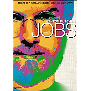 Amazon Offer Flat 40% Off on Jobs (2013) Dvd's at Rs 359 Only