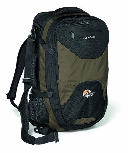 Lowe Alpine TT Carry On 40 (Graphite / Phantom Black)