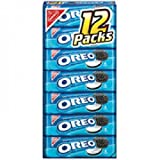 Nabisco (Single Serve) Oreo (Pack of 12)