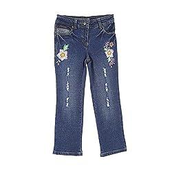 Lilliput Girls Jeans (8907264013390_Blue_4-5 Years)