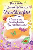 img - for There Is Nothing Sweeter in Life Than a Granddaughter: Words to Let a Granddaughter Know How Much She Is Loved book / textbook / text book