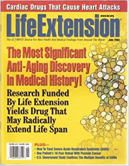 life extension magazine june 2003 the most significant