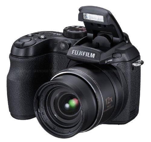 Fujifilm FinePix S1500 10MP Digital Camera with 12x Wide Angle Dual Image Stabilized Optical Zoom