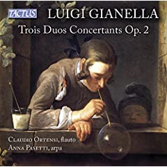 3 Duos Concertants, Op. 24: Duo No. 2: II. Adagio