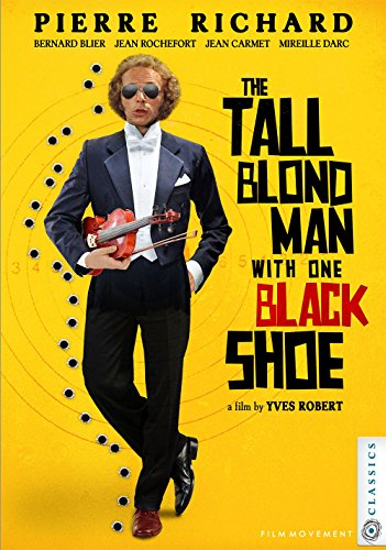 The Tall Blond Man With One Black Shoe Watch