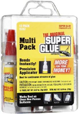 Super-Glue-CorpPacer-Tech-15187-12-Pack-2-Grams-Super-Glue