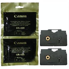 Canon Model CR100 Correction Typewriter Ribbon