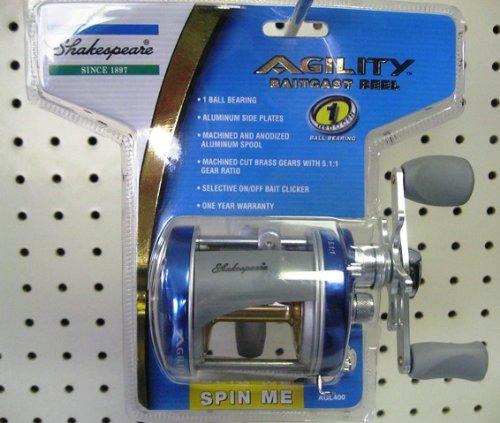 Shakespeare Agility AGL400 Baitcasting Reel
