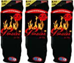 3 MENS THERMAL HOT SOCKS EXTRA THICK...