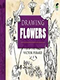 img - for Drawing Flowers (Dover Art Instruction) book / textbook / text book