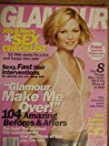 Glamour January 2003 Magazine Julia Stiles on Cover