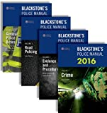 Blackstone's Police Manuals 2016: Four Volume Set