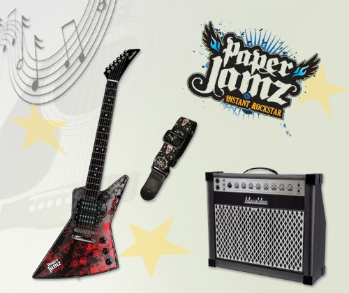 wowwee paper jamz pro guitar series style 2