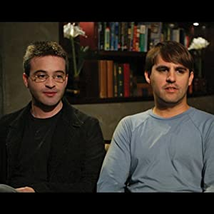 An Interview with Screenwriters Alex Kurtzman & Roberto Orci Hörbuch
