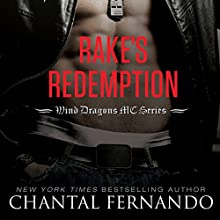 Rake's Redemption Audiobook by Chantal Fernando Narrated by Eva Christensen, Sebastian York