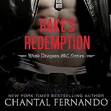 Rake's Redemption Audiobook by Chantal Fernando Narrated by Eva Christensen, Sebastian York