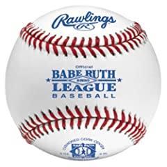 Buy Rawlings RBRO Babe Ruth Tournament Grade Baseballs (One Dozen) by Rawlings