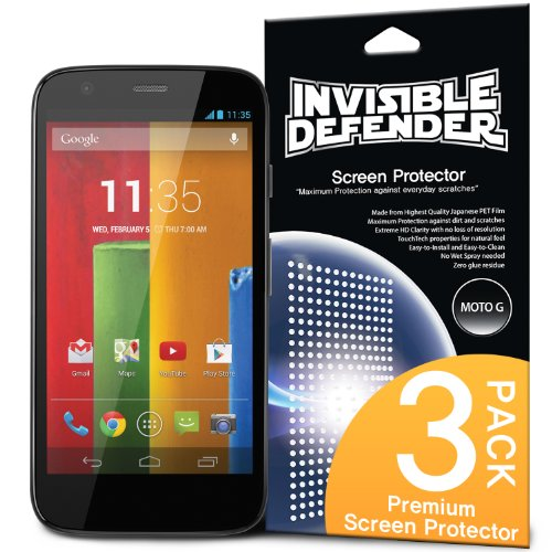 Invisible-Defender-Premium-HD-Clear-Screen-Protector-for-Motorola-Moto-G-2013-2014