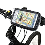 Rocina Bike Set Basic (Case, Bicycle/Motorcycle Holder) for Samsung N7100 Galaxy Note 2