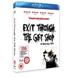 "Exit Through the Gift Shop [UK Import] [Blu-ray]von ""Rhys Ifans"""