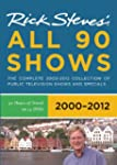 Rick Steves' Europe All 90 Shows DVD...