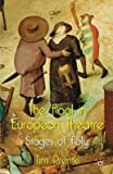 img - for [ The Fool in European Theatre: Stages of Folly By ( Author ) Nov-2011 Hardcover book / textbook / text book