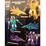 Rainmakers Transformers Botcon 2013 Exclusive Souvenir Bagged Set