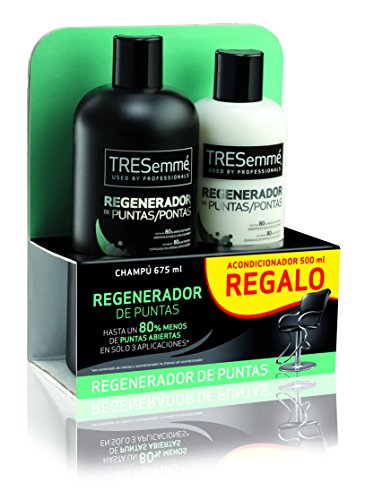TRESEMME - SPLIT END REPAIR SHAMPOO LOTE 2 PZ-unisex