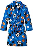 Disney Mickey Mouse Little Boys' Bathrobe in Sports Motif