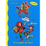 El cumple de Dani (Castellano - Bruño - Knister - Kika Superbruja Y Dani)