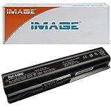 IMAGE® 10.8V 6Cell Battery for HP Pavilion Hp Pavilion Dv4-1120us Dv6-1030 Dv5-1002 Dv5t-1000 Dv4 Dv4-1000 Dv4t Dv5-1004nr Dv5-1004tx Dv5-1010 Dv5-1020 Dv6-1000 Hdx16t series Laptops fits HSTNN-Q34C HSTNN-XB73 KS526AA KS524AA HSTNN-IB79 series Laptop battery [55WH/5200mAh]