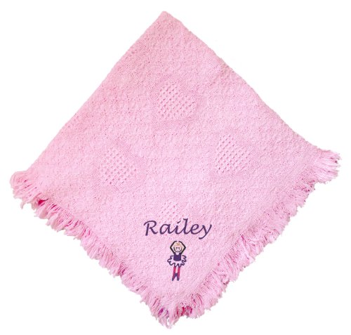 Custom Made Baby Blankets