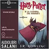 Harry Potter e la camera dei segreti. Audiolibro. 8 CD Audiodi J. K. Rowling