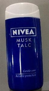 Nivea Musk Talc