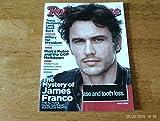 Rolling Stone April 7, 2016 JAMES FRANCO Cover, Tracy Morgan, CLINTON, RUBIO GOP