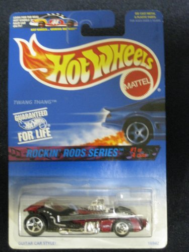 mattel hot wheels twang thang rockin rods series 1 of 4 569 1996 - 1