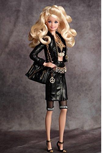Barbie collection Moschino Barbie Doll Caucasian バービーコレクションモスキーノバービー人形 [並行輸入品]