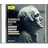 Scriabin / Debussy / Prokofiev ~ Sviatoslav Richter