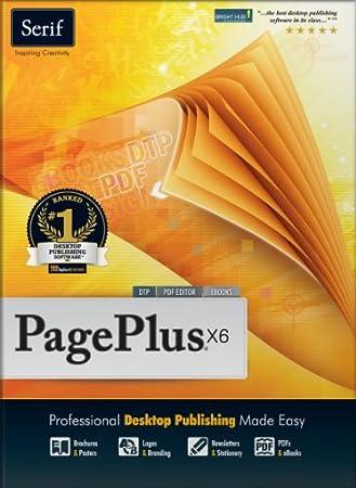 Serif PagePlus X6 [Download]