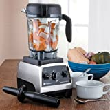 Vitamix Professional Series 750 with 64 oz container, Brushed Stainless Finish