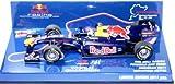 「MINICHAMPS」1:43 Red Bull Racing F1 Team 2011 Showcer S.ベッテル(ニュルブルクリンク別注モデル)