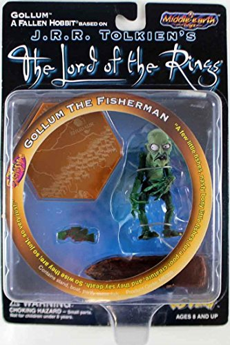 J.R.R. Tolkien's The Lord of the Rings: Gollum the Fisherman