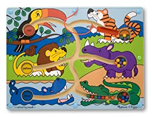 Melissa & Doug Magnetic Color Maze