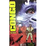 """Kenner Congo the Movie Monroe w/ Capture Claw 4.5"""" Action Figure"""